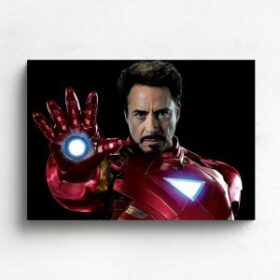 Movie and TV Canvas Prints
